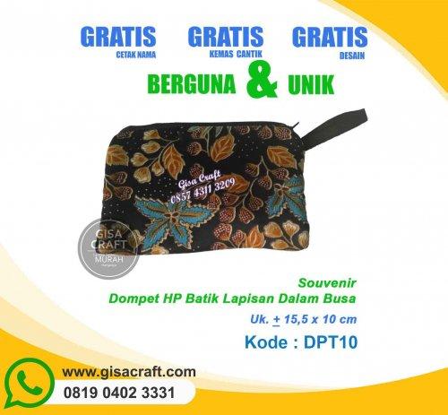 Souvenir Dompet Batik DPT10