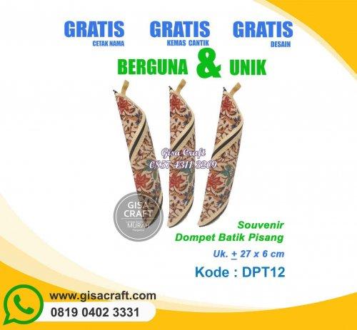 Souvenir Dompet Batik DPT12 Rp 2600