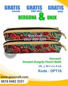 Souvenir Dompet Batik DPT16