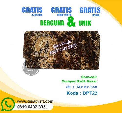 Dompet Batik DPT23