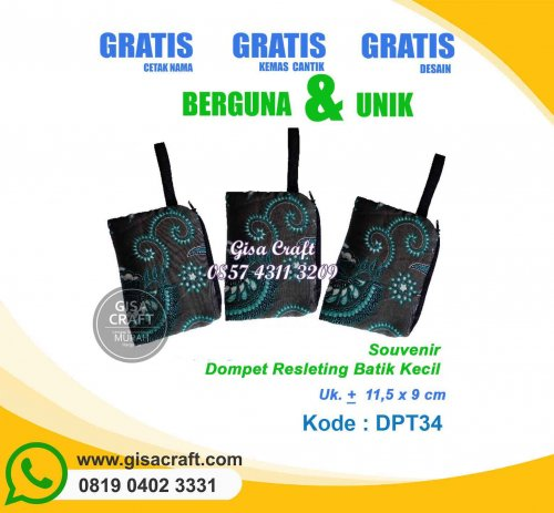 Dompet Batik DPT34