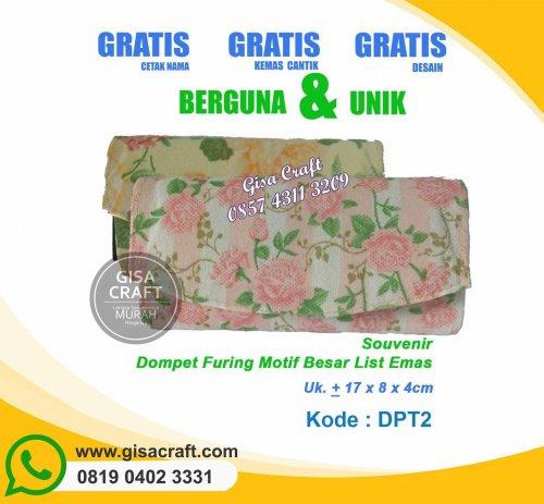 Souvenir Dompet Furing DPT2