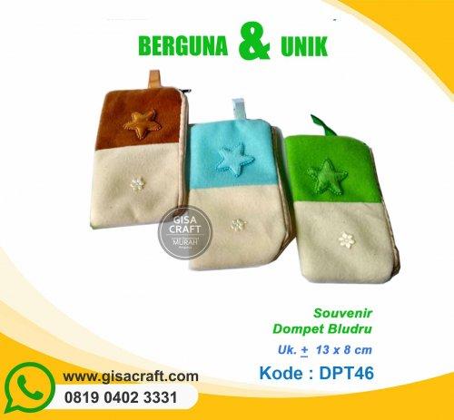Souvenir Dompet Bludru DPT46