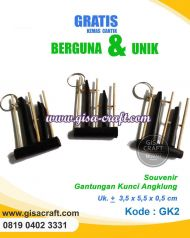 Souvenir Gantungan Kunci Angklung GK2