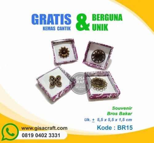 Souvenir Bros Bakar BR15