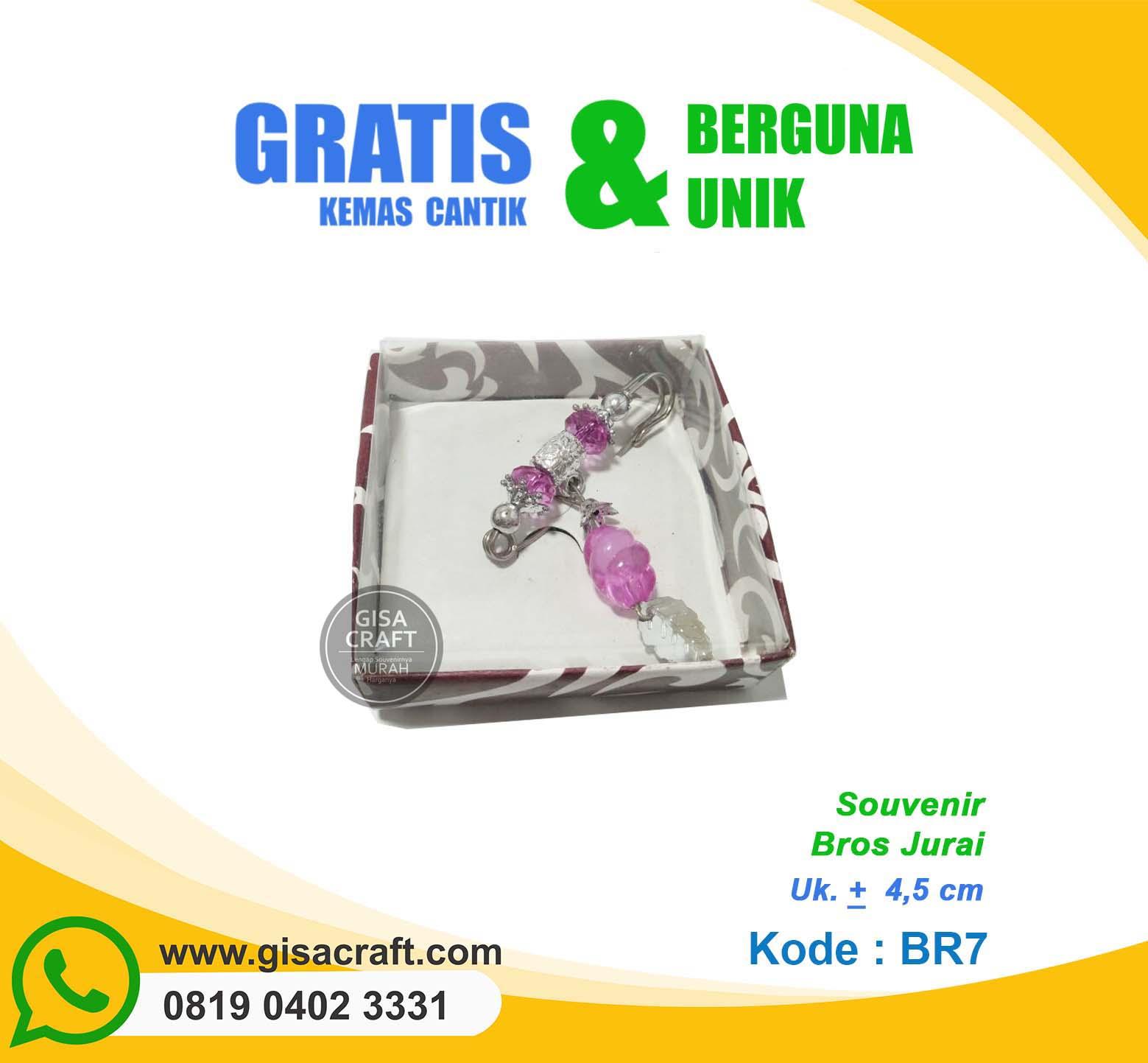 Souvenir Bros Jurai BR7
