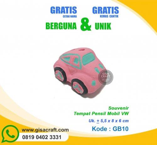 Souvenir Tempat Pensil Mobil VW GB10