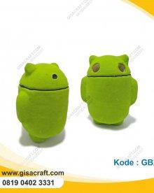 Souvenir Tempat Pensil Android GB20 Ro 2700