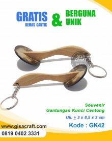 Souvenir Gantungan Kunci Centong GK42