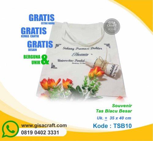 Souvenir Tas Blacu Besar TSB10