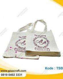Souvenir Tas Blacu Kecil Dengan Sisi Samping TSB11