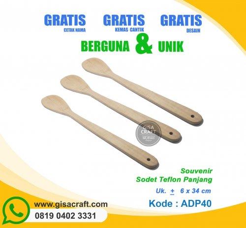 Souvenir Sodet Teflon Panjang ADP40