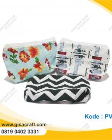 Pouch Koin Kanvas Mini PV14