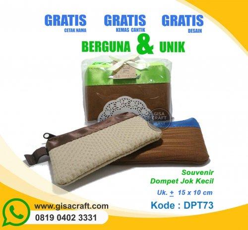 Souvenir Dompet Jok Kecil DPT73