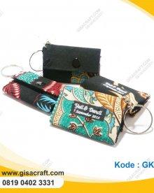 Souvenir Gantungan Kunci Dompet Mini GK54