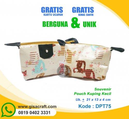 Souvenir Pouch Kuping Kecil DPT75