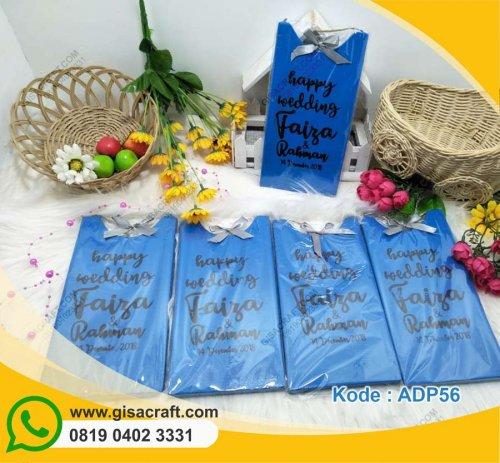 Souvenir Talenan Tas Tali Dengan Cat Warna ADP56