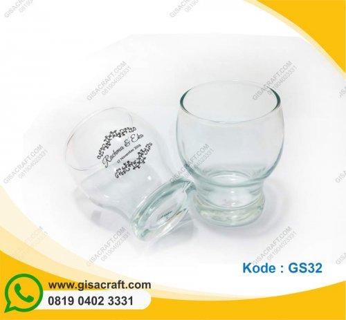 Souvenir Gelas Coca-Cola GS32