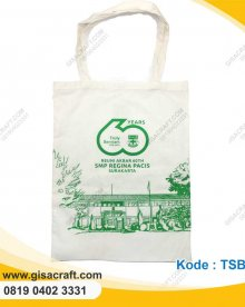 Souvenir Tas Blaco Besar TSB22