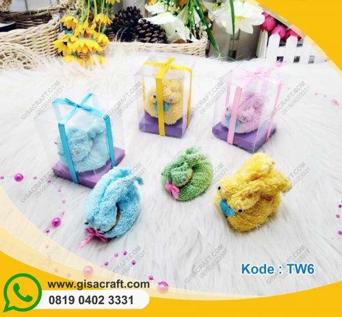 Souvenir Towel Kelinci TW6