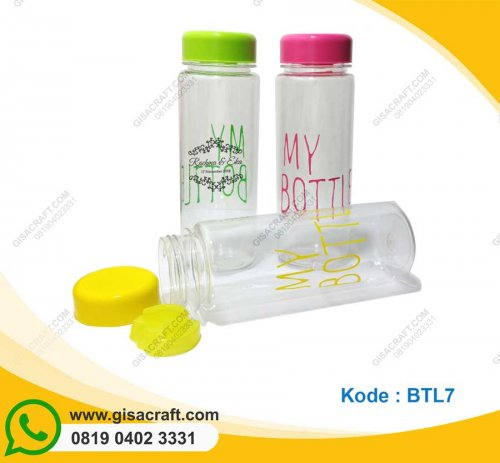 Souenir My Bottle Warna BTL7