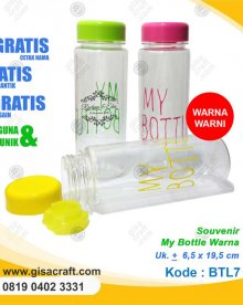 Souenir My Bottle Warna BTL7