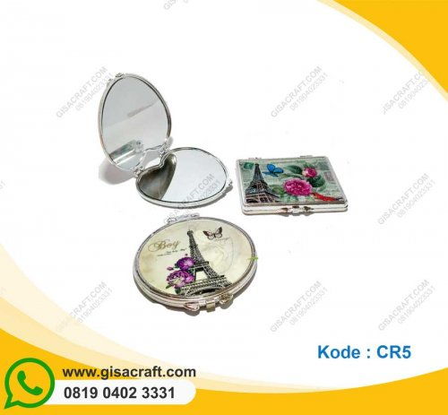 Souvenir Cermin Kaca Paris CR5