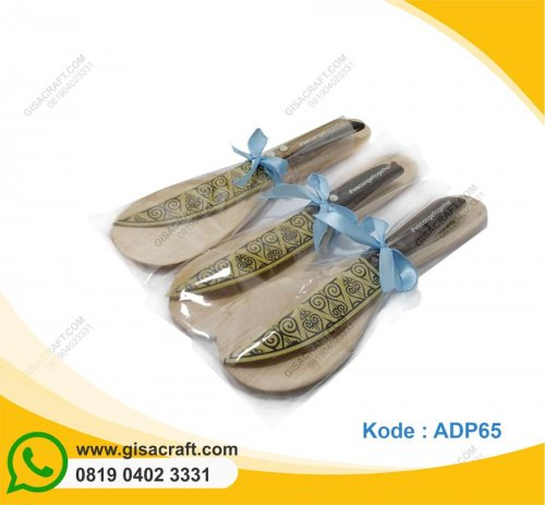 Souvenir Paket Centong & Pisau Murah ADP65