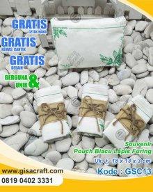 Souvenir Pouh Blacu Lapis Furing GSC13