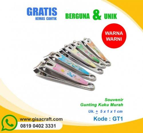 Souvenir Gunting Kuku Murah GT1
