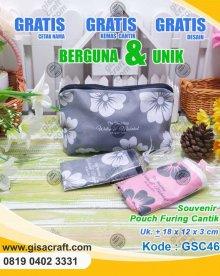 Souvenir Pouch Cantik GSC46