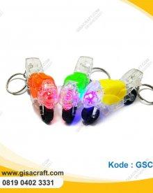 Souvenir Gantungan Kunci LED Motor Menyala GSC53