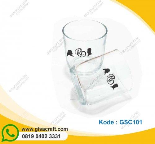 Gelas Cembung GSC101