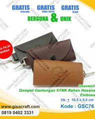 Souvenir Dompet Gantungan STNK Bahan Hosana Emboss GSC76