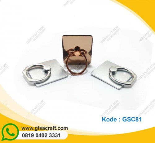 Ring Holder HP Gold & Silver GSC81