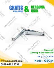 Gunting Kuku Medium GSC84