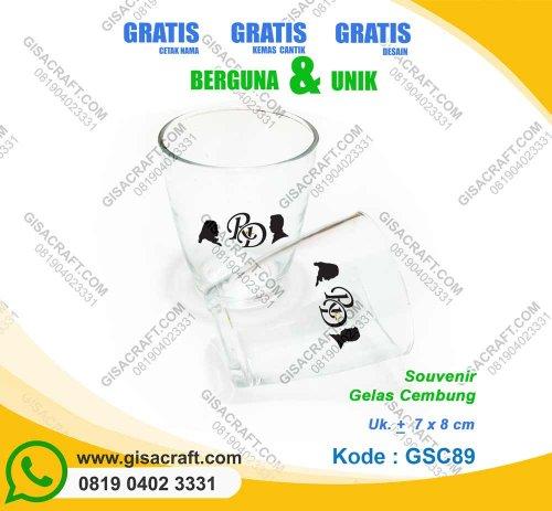 Gelas Cembung GSC89