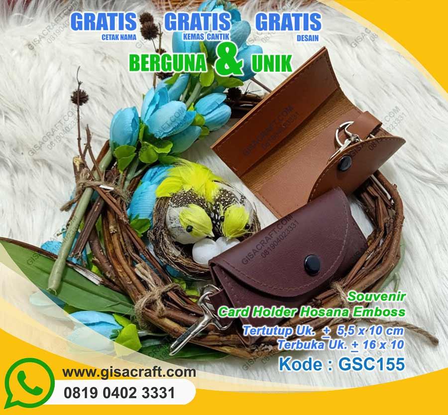 Card Holder Hosana Embos GSC155