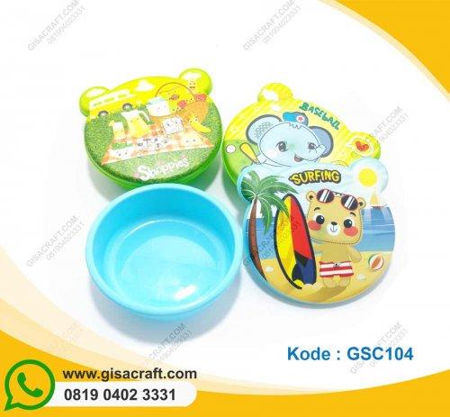 Lunch Box Ultah/ Tempat Makan Baby Panda GSC104