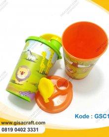 Tempat Minum Tumbler Gambar GSC106