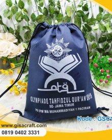 Souvenir Tas Gendong Serut Bahan Furing GSC112