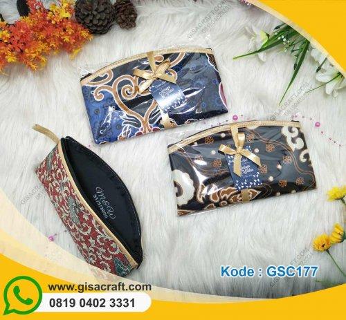 Souvenir Dompet Batik GSC177